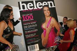 Heleen van Royen als tijdschrift